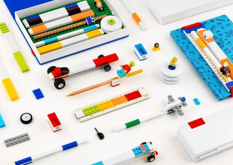 LEGO stationery